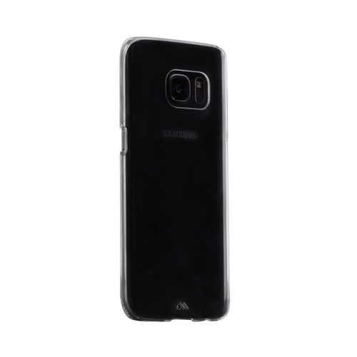 Case-Mate Barely There Case suits Samsung Galaxy S7 - Clear