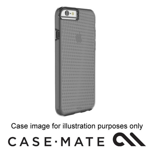 Case-mate Tough Translucent Case Suits iphone 7 - Clear/Smoke