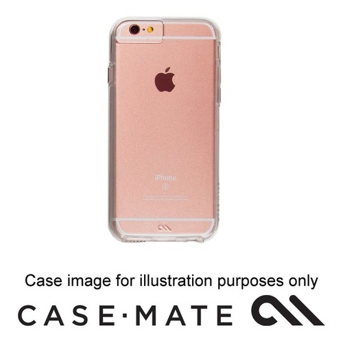 Case-mate Naked Tough Case Suits iphone 7 plus - Clear