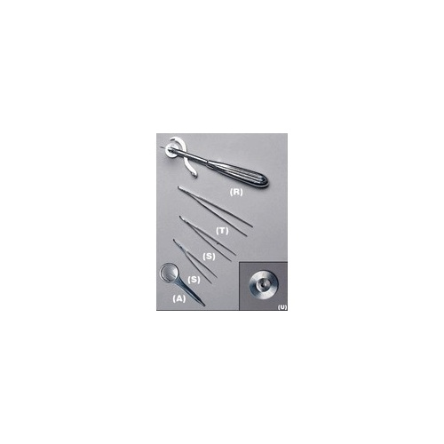 EMI - Splinter Forceps 3 1/2