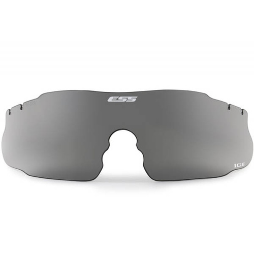 Eye Safety Systems - Replacement Lens - ICE - Smoke Gray