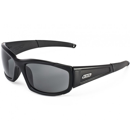 Eye Safety Systems - CDI Sunglasses - Black - Clear & Smoke Gray