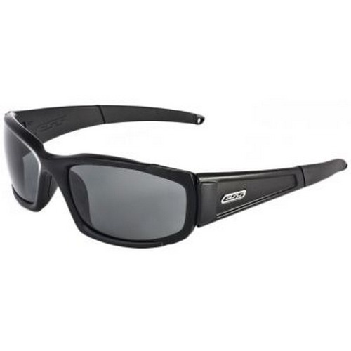 Eye Safety Systems - CDI 911 Black  w/Mirrored Gray Polar