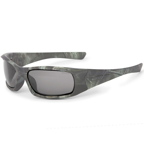 Eye Safety Systems - 5B - Reaper Woods - Smoke Gray