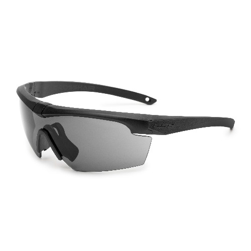Eye Safety Systems - Crosshair - Clear, Smoke Gray and Hi-Def Yellow