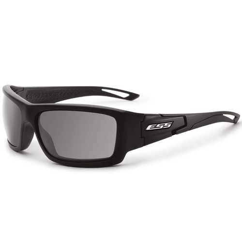 Eye Safety Systems Credence - Black - Smoke Gray Lens