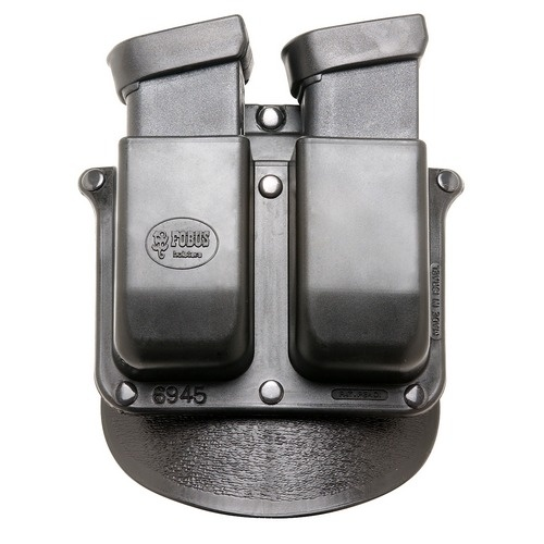 Fobus Belt Double Magazine Pouch - H&K .45