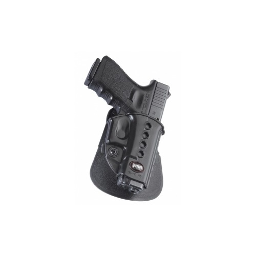 Fobus Standard Paddle Holster - Glock 17/19/22/23/31/32/34/35 Walther PK 380 - Right Hand