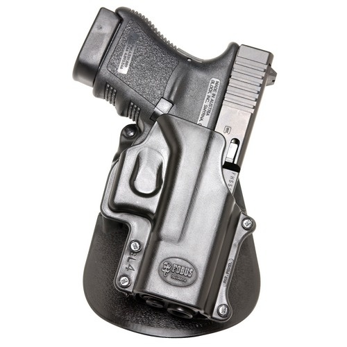 Fobus Rotating Paddle Holder - Glock 21SF (picatinny rail only) - Right