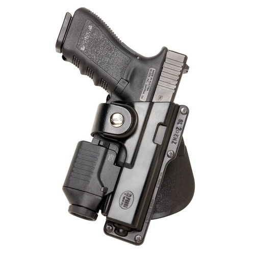 Fobus Paddle Holder - Glock 17 (with laser or light) - Left