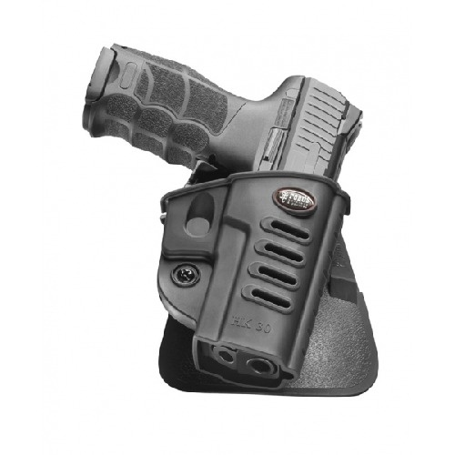 Fobus Rotating Paddle Holder - H&K P30 - Left