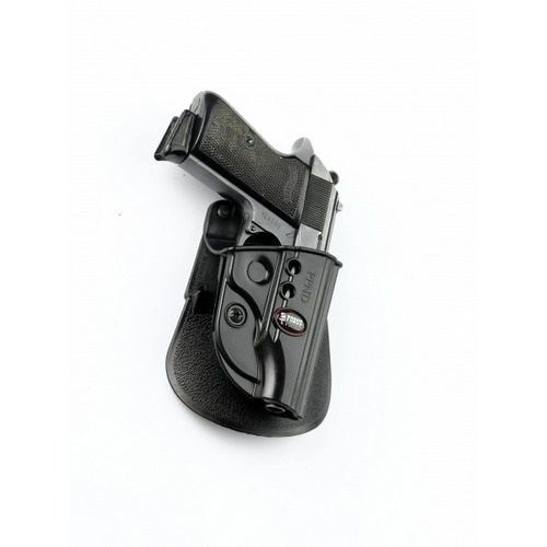 Fobus Rotating Paddle Holder - Walther PPK - Right