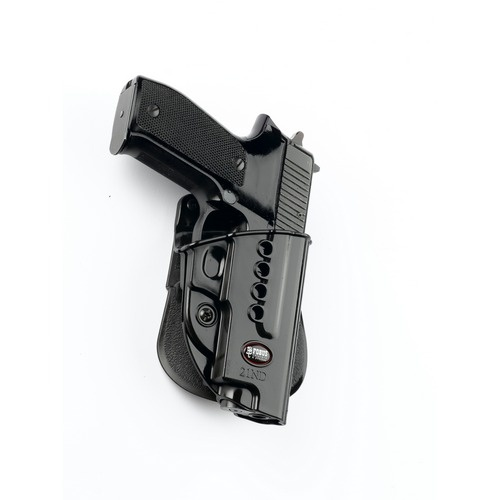 Fobus Rotating 2-1/4 Belt Holder - Sig Sauer P220 - Right