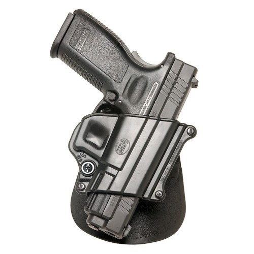 Fobus Rotating Paddle Holder - H&K P2000 - Right