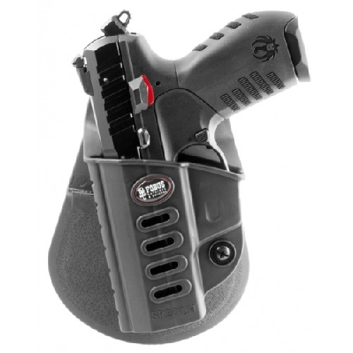 Fobus Paddle Holder - Ruger SR22 - Left
