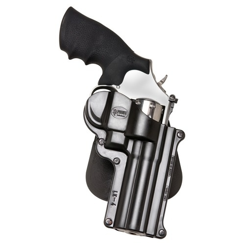 Fobus Rotating Paddle Holder - Smith & Wesson K&L frame revolvers 4in - Right
