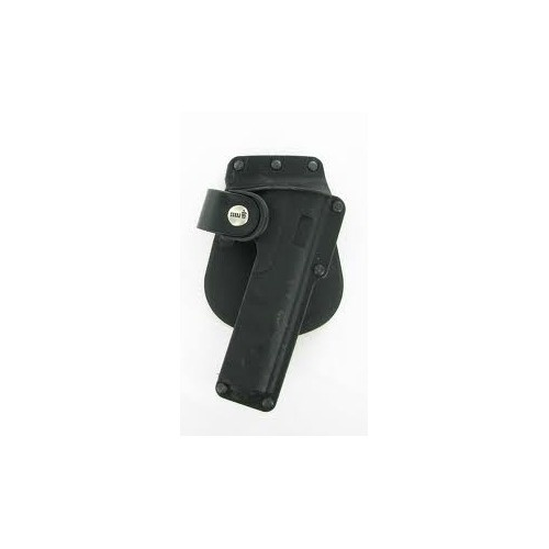 Fobus Rotating Paddle Holder - Colt 1911 full size (must be 5in.) w/ light or laser - Right
