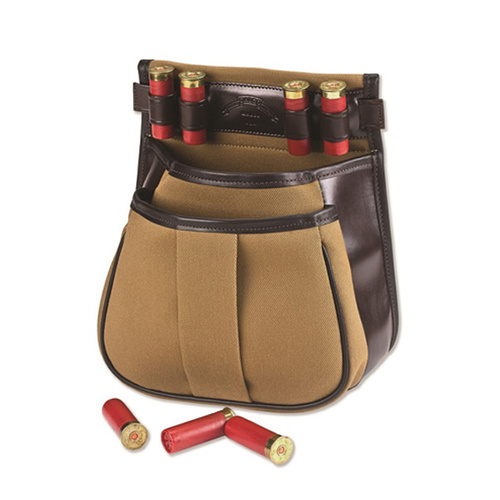 Galco International - Sporting Clays Shell Pouch Canvas 50 Ct