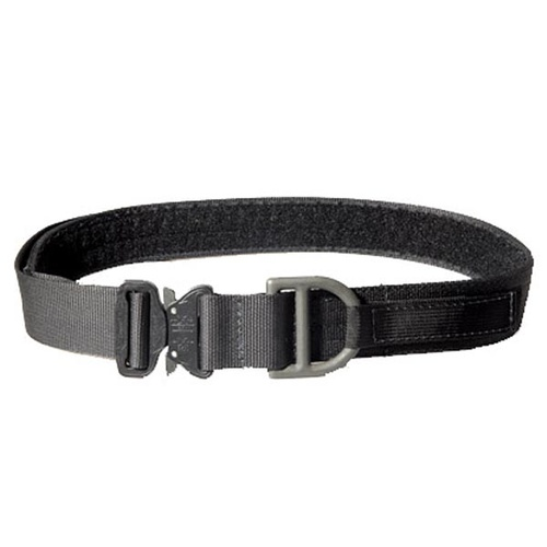 HIGH SPEED GEAR Cobra 1.75In Rigger Belt w/Velcro - Black - 2X Large