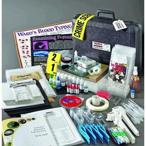 ARMOR FORENSICS - FORENSIC DETECTIVE LAB ACTIVIT