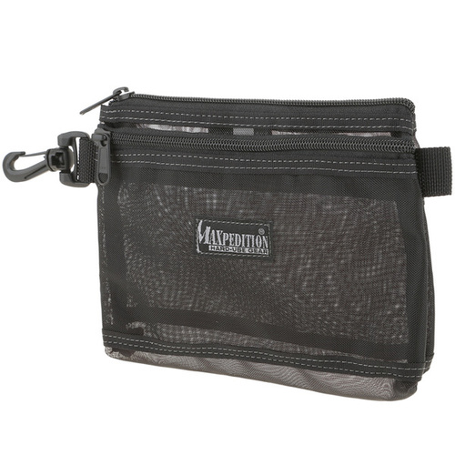 Maxpedition Moire Pouch 8 x 6 - Black Mesh