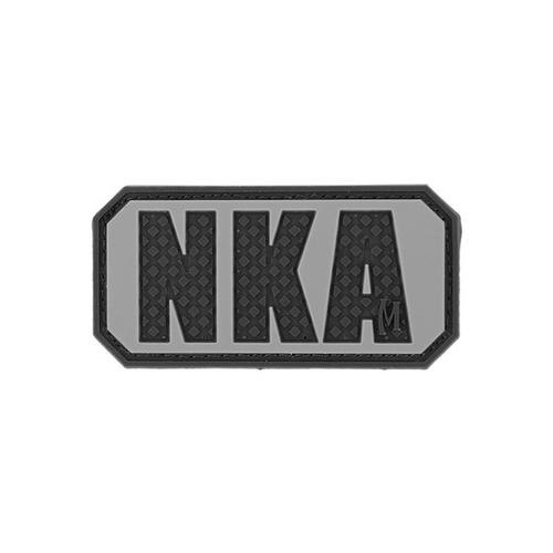 Maxpedition NKA No Known Allergies Patch - SWAT
