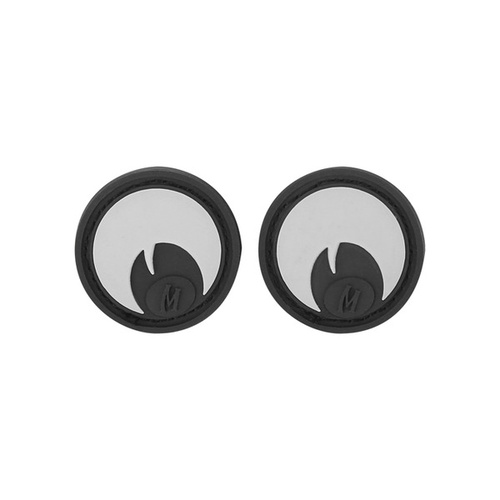 Maxpedition Googly Eyes Patch - Set of 2 - SWAT