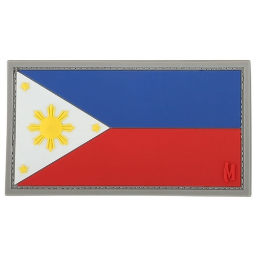 Maxpedition Philippines Flag - Color