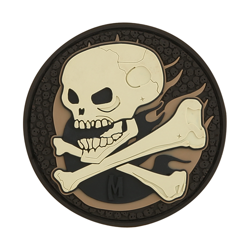 Maxpedition Skull Patch - Arid