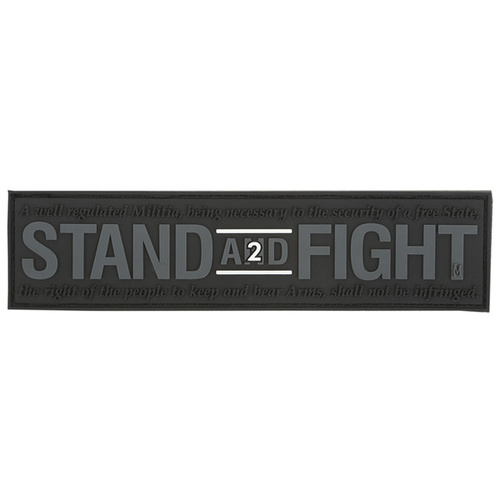 Maxpedition Stand and Fight 2nd Amendment Patch