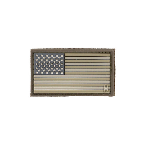 Maxpedition USA Flag Patch Small - Arid