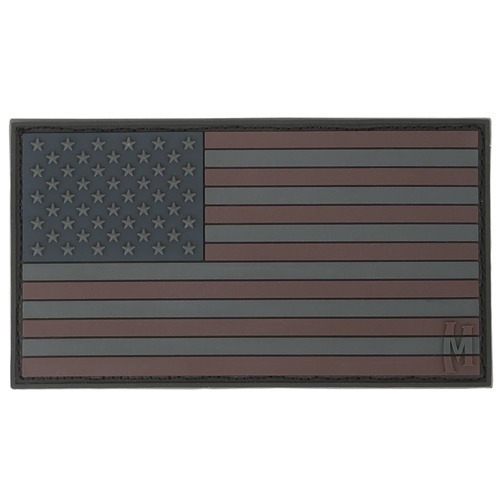 Maxpedition USA Flag Patch Large X