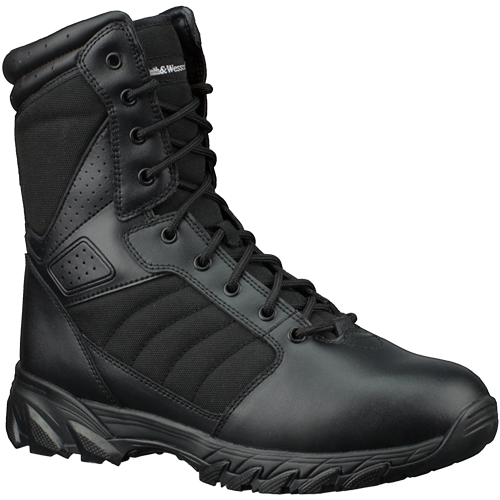 Smith & Wesson Breach 2.0 9in Boot - Black - 10.0 US