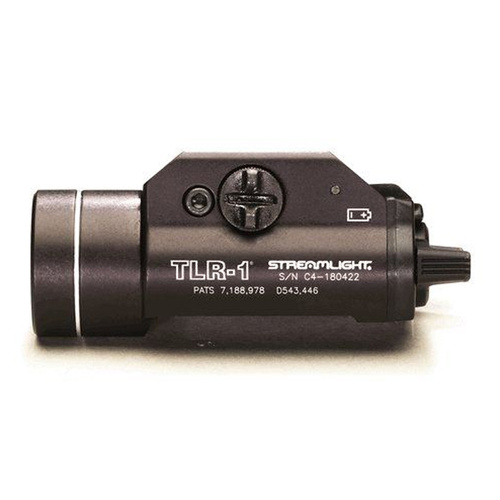Streamlight A TLR-1 Weapons Mounted Light - 8000 - No Remote - White - Constant Light