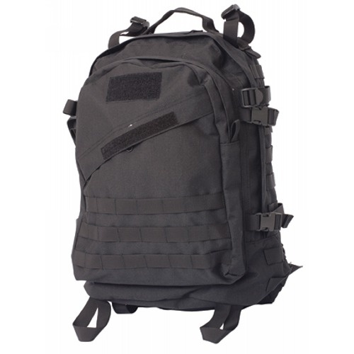 Truspec 3-Day Back Pack - Black