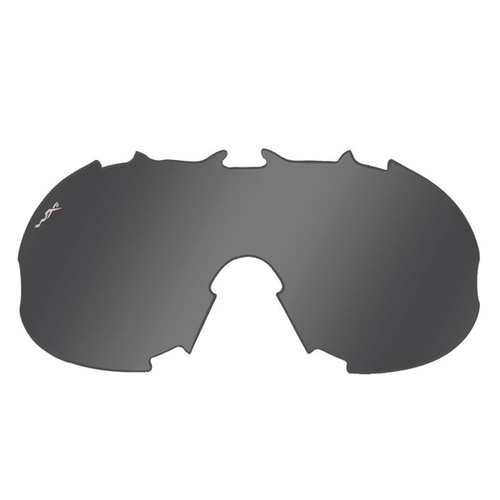 Wiley X Nerve Goggle Smoke Lens