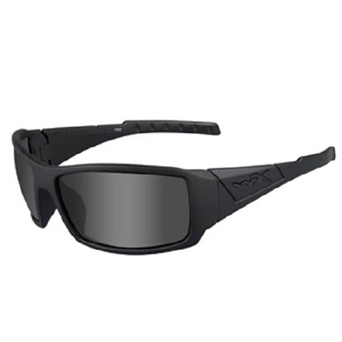 Wiley X Twisted - Polarized Grey Lens - Matte Black Frame