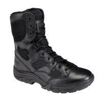 5.11 Tactical Taclite 8 Inches Side Zip Boot - Black - 6.0 US