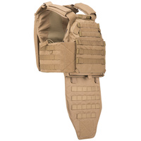 ONE299 ABAS Plate Carrier - Coyote Tan - Small/Medium