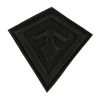 First Tactical Compress Spear Patch - Black