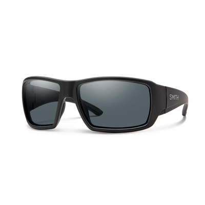 Smith Optics Operators Choice Elite Sunglasses - Matte Black Frame - Polarized Gray Lens