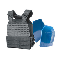 5.11 Tactical TacTec Plate Carrier & Armor Australia HAP-100 Training Plate - 2.5kg/each (Sold in Pair)