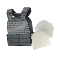 5.11 Tactical TacTec Plate Carrier & Armor Australia AA HAP-100 Training Plate - 4.5kg/each (Sold in Pair)