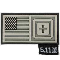 5.11 Tactical Short Stack Patch - Double Tap (DC)