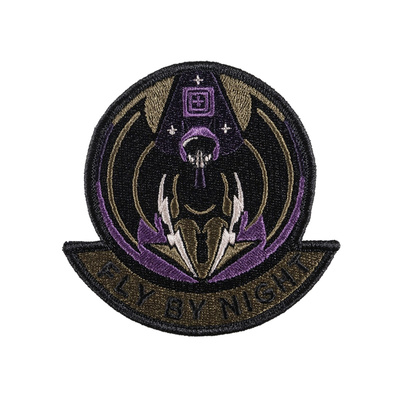 5.11 Tactical Fly By Night Patch - Multi
