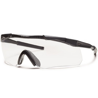 Smith Optics Aegis Arc - Clear, Gray Lens - Black Frame