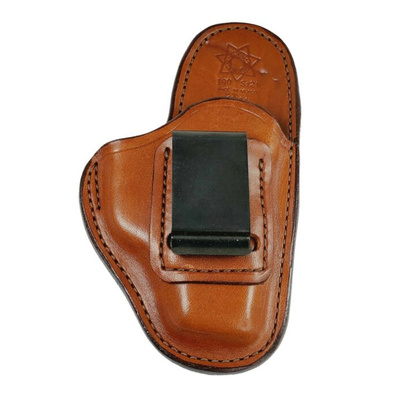 Bianchi Professional Waistband Holster W/ Suede Backing Amt Hardballer- Left-14