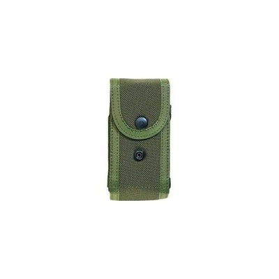 Bianchi Model M1030 Mililary Quad Magazine Pouch - OD Green