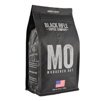 BRCC Coffee - Murdered Out Coffee Blend - Ground - 12 oz bag
