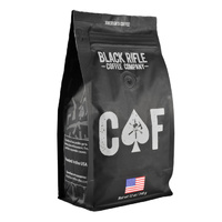 BRCC Coffee - CAF Coffee Blend Ground -12 oz bag